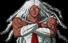 Danganronpa 1 Sakura Ogami Halfbody Sprite (PSP) (1)