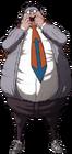 Danganronpa Hifumi Yamada Fullbody Sprite (PSP) (8)