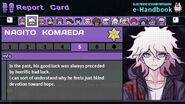 Nagito Komaeda's Report Card Page 5