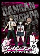 Danganronpa Namjatown Event 2014 - Poster