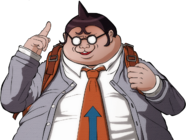 Danganronpa V3 Bonus Mode Hifumi Yamada Sprite (5)