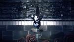 Danganronpa V3 CG - Kaede's corpse