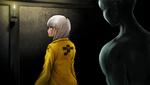 Danganronpa V3 CG - Korekiyo Shinguji's murder of Angie Yonaga (2)