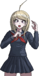 Danganronpa V3 Kaede Akamatsu Halfbody Sprite (High School Uniform) (5)