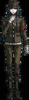 Danganronpa V3 Korekiyo Shinguji Fullbody Sprite (5)