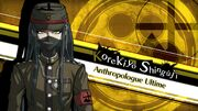 Danganronpa V3 Korekiyo Shinguji Introduction (French)
