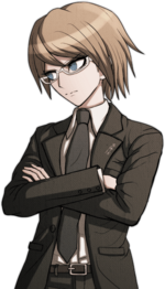 Danganronpa Another Episode Byakuya Togami Sprite (Vita) (2)