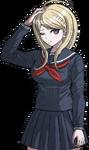 Danganronpa V3 Kaede Akamatsu Halfbody Sprite (High School Uniform) (9)