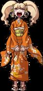 Hiyoko Saionji Fullbody Sprite (3)