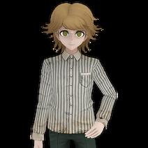 Danganronpa Another Episode - Taichi Fujisaki Model Sidebar