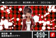Danganronpa V3 Bonus Mode Card Aoi Asahina N JP