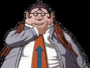 Danganronpa V3 Bonus Mode Hifumi Yamada Sprite (Vita) (20)