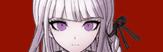 Danganronpa 1 Kyoko Kirigiri Bullet Time Battle Sprite (PSP) (Unused)