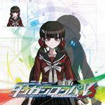 Danganronpa V3 - PlayStation Store Icon (Maki Harukawa) (1)