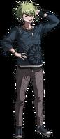 Danganronpa V3 Rantaro Amami Fullbody Sprite (19)