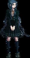 Danganronpa V3 Tsumugi Shirogane Fullbody Sprite (7)