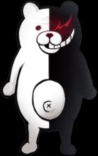 Danganronpa 2 Monokuma Fullbody Sprite (PSP) (2)