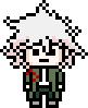 Danganronpa V3 Bonus Mode Nagito Komaeda Pixel Icon (1)
