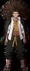 Danganronpa 1 Yasuhiro Hagakure Fullbody Sprite (PSP) (1)