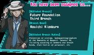 Danganronpa 3 Personality Quiz Koichi Kizakura