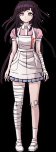 Mikan Tsumiki Fullbody Sprite (1)
