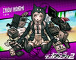 Web MonoMono Machine DR2 Wallpaper Chiaki Nanami 1280x1024