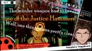Class Trial DR1 CH3 Hifumi Hammer