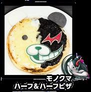 Danganronpa 1.2 Reload x Sweets Paradise Half & Half Pizza
