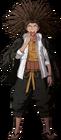Danganronpa 1 Yasuhiro Hagakure Fullbody Sprite (PSP) (7)