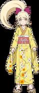 Danganronpa 3 - Fullbody Profile - Hiyoko Saionji