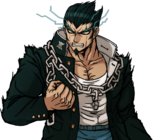 Danganronpa V3 Bonus Mode Nekomaru Nidai Sprite (11)