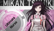 Danganronpa 2 Mikan Tsumiki English Game Introduction