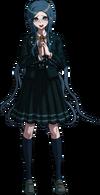 Danganronpa V3 Tsumugi Shirogane Fullbody Sprite (15)