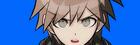 Makoto Naegi Assets Bullet Time Battle 01