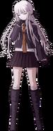 Danganronpa 2 Kyoko Kirigiri Fullbody Sprite (6)