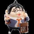 Furyu Minna no Kuji Minifigures Hifumi Yamada