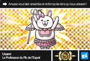 Danganronpa V3 Bonus Mode Card Usami S FR