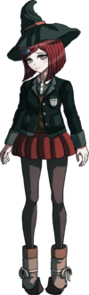 Danganronpa V3 Himiko Yumeno Fullbody Sprite (19)