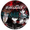 Danganronpa V3 Preorder Bonus Can Badge from Loppi・HMV