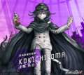Digital MonoMono Machine Kokichi Oma Android wallpaper