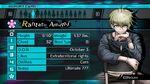Rantaro Amami Report Card Page 0 (For Shuichi)