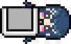 Sayaka Maizono School Mode Pixel Icon (11)