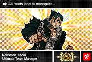 Danganronpa V3 Bonus Mode Card Nekomaru Nidai S ENG