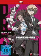 Filmconfect Danganronpa 3 DVD Future Arc Volume 3 (Standard)