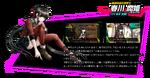 Maki Harukawa Danganronpa V3 Official Japanese Website Profile