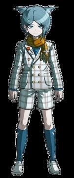 Nagisa Shingetsu Fullbody Sprite