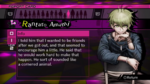 Rantaro Amami Report Card Page 2 (For Kaede)