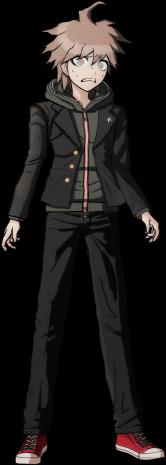 Danganronpa 1 Demo Makoto Naegi 11