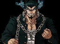 Danganronpa 2 Nekomaru Nidai Halfbody Sprite (PSP) (12)