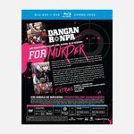 FUNimation Danganronpa The Animation Standard Edition (Back)